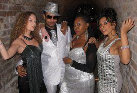 Boney M tribute show