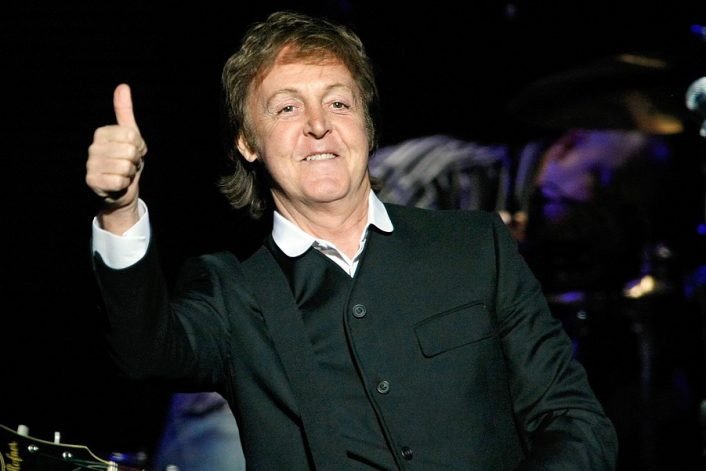 Paul McCartney официальный сайт