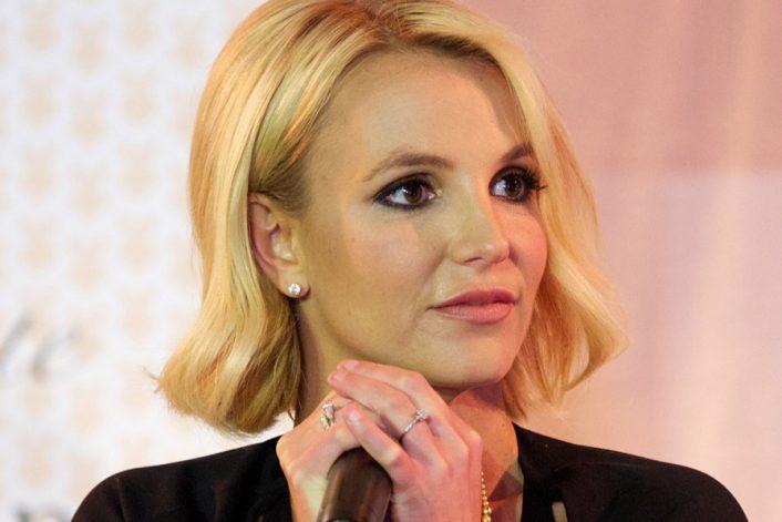 Britney Spears официальный сайт