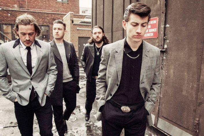Arctic Monkeys официальный сайт