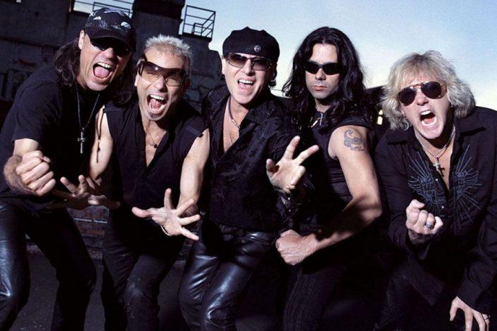 Scorpions официальный сайт