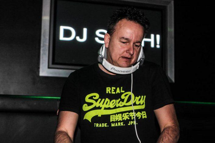 DJ Sash!
