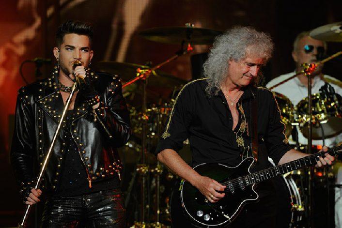 Queen официальный сайт