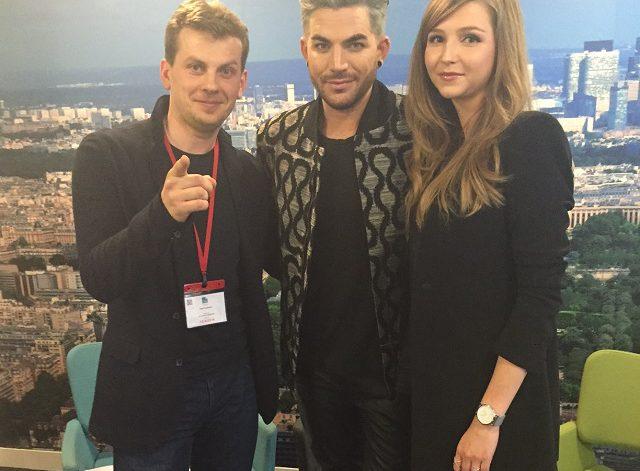 Adam Lambert, Russia, Moscow