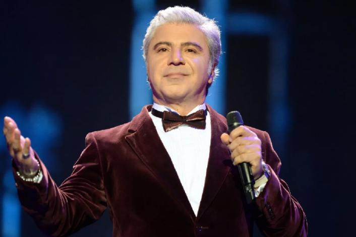 Заказать выступление Сосо Павлиашвили на свадьбе или корпоративе