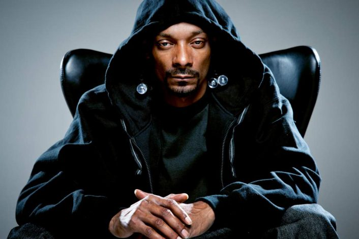 Страница Snoop Dogg на сайте концертного агента