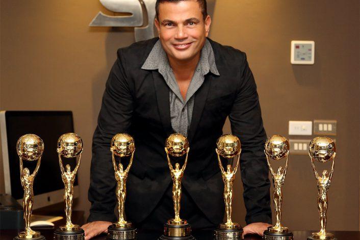 Пригласить Amr Diab через официального агента