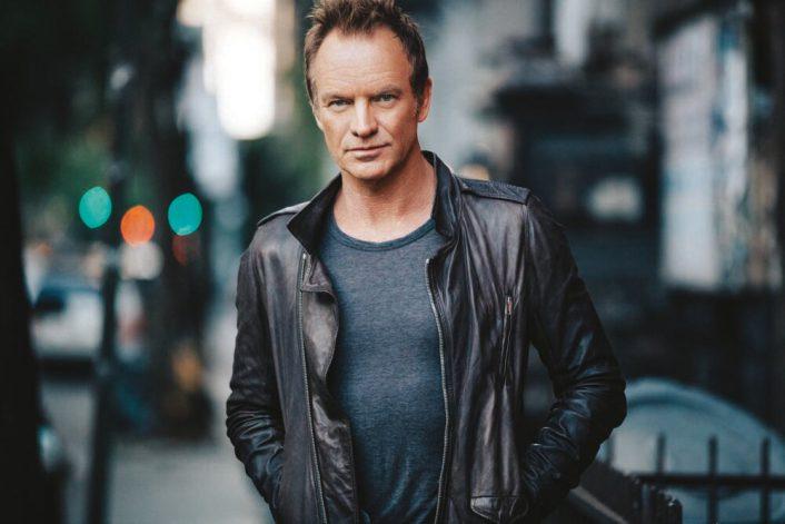 Страница Sting на сайте официального букинг-агента Bnmusic