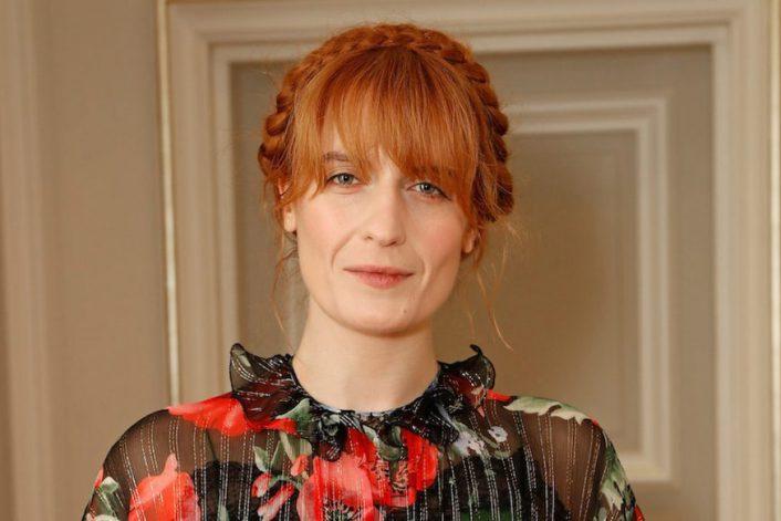 Страница Florence + The Machine на сайте официального букинг-агента Bnmusic