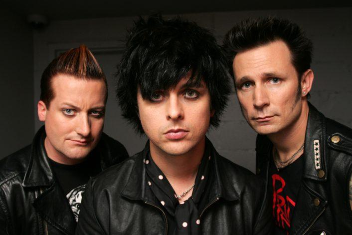 Страница Green Day на сайте официального букинг-агента Bnmusic