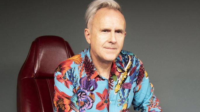 Страница Howard Jones на сайте официального букинг-агента Bnmusic