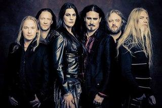 Страница Nightwish на сайте официального букинг-агента Bnmusic