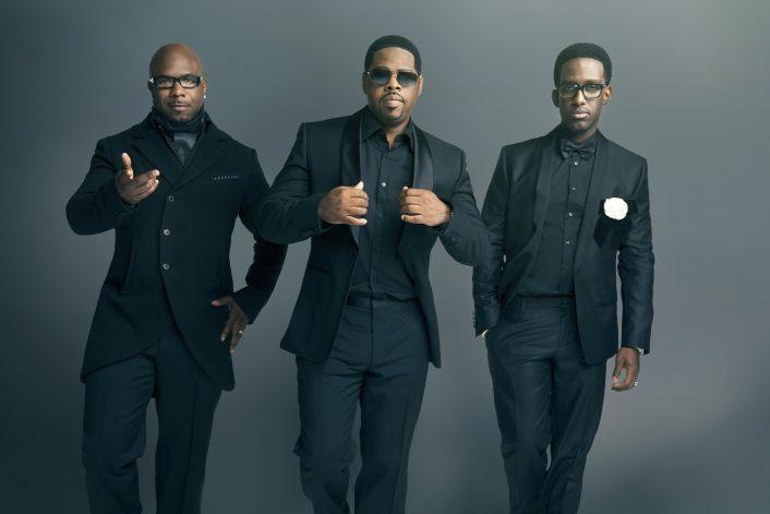 Заказать Boyz II Men на корпоратив, свадьбу, День города в букинг-агентстве BnMusic