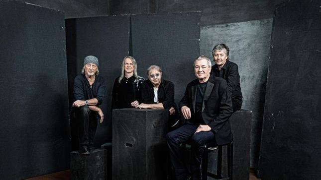 Страница Deep Purple на сайте официального букинг-агента Bnmusic