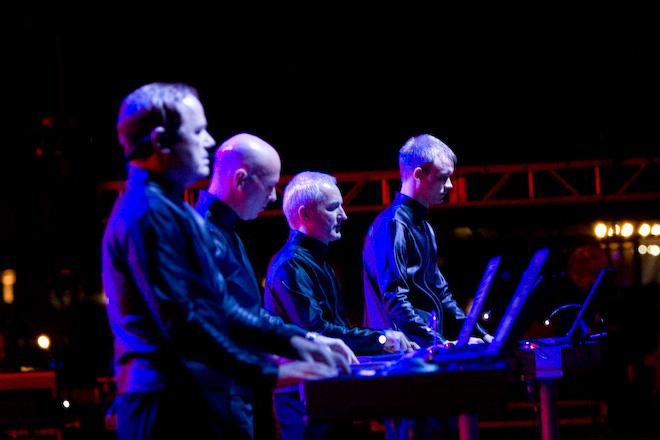 Заказать Kraftwerk в букинг-агентстве BnMusic