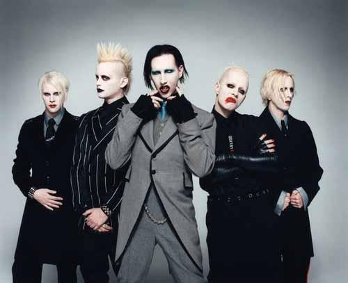 Пригласить Marilyn Manson на праздник без посредников