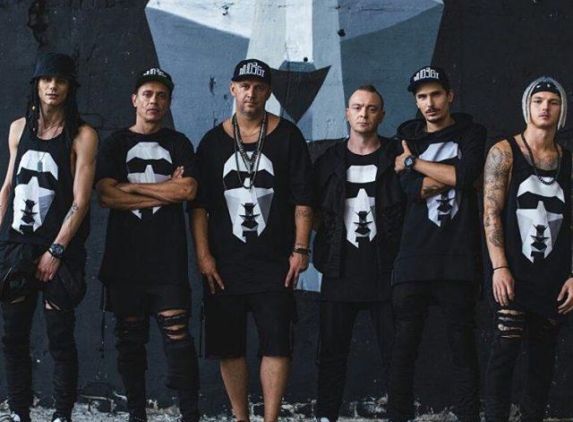 Страница Mozgi на сайте официального букинг-агента Bnmusic