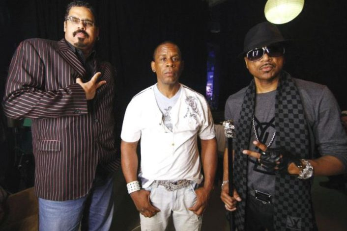 Страница Sugarhill Gang на сайте официального букинг-агента Bnmusic