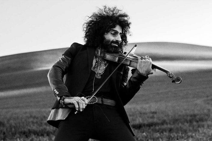 Страница Ara Malikian на сайте официального букинг-агента Bnmusic