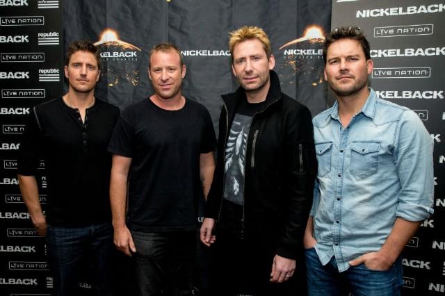 Заказать Nickelback в букинг-агентстве BnMusic