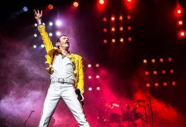 One Night of Queen tribute