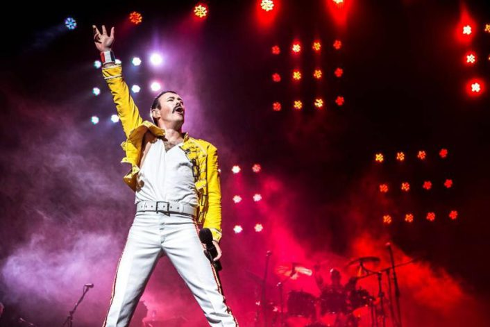 Пригласить One Night of Queen tribute на праздник в BnMusic Украина