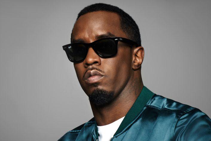 Страница P Diddy на сайте официального букинг-агента Bnmusic