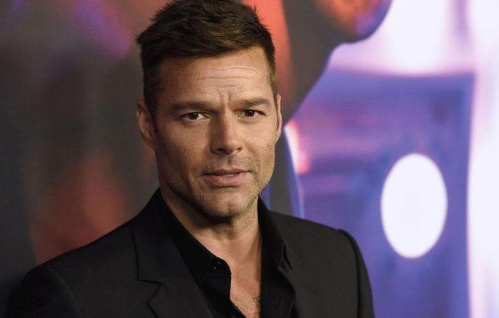 Страница Ricky Martin на сайте официального букинг-агента Bnmusic