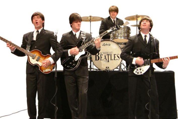 Пригласить The Backbeat Beatles на праздник в букинг-агентстве BnMusic