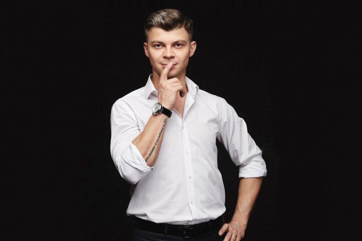 Заказать Дмитрия Антонова ведущим на корпоратив, свадьбу, Новый год