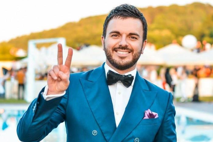 Пригласить Григория Решетника ведущим на корпоратив, Новый год или свадьбу в BnMusic Украина