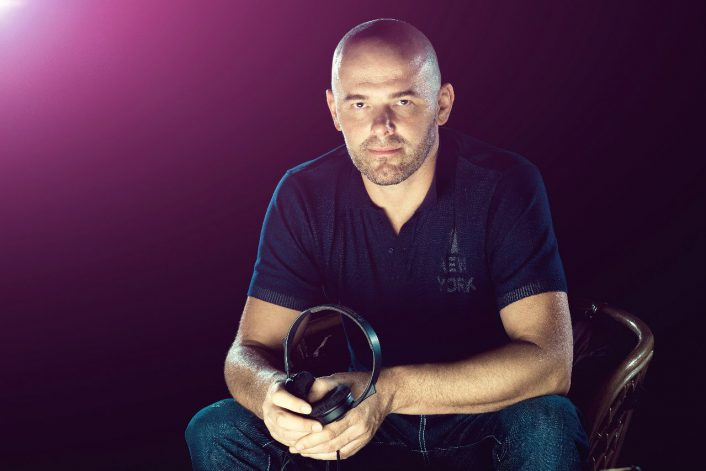 Страница DJ Antonio на сайте официального букинг-агента Bnmusic