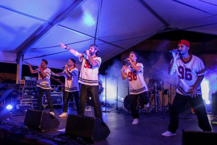 Заказать Backstreet Boys Tribute на корпоратив, свадьбу, День города в букинг-агентстве BnMusic