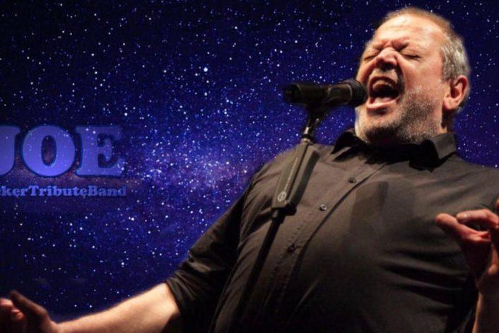 Страница Joe Cocker Tribute Show на сайте официального букинг-агента Bnmusic