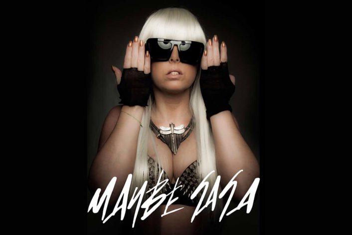Страница Lady Gaga tribute на сайте официального букинг-агента Bnmusic