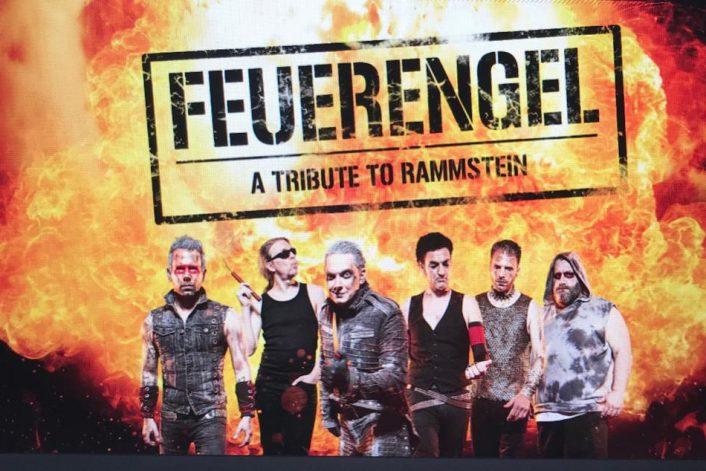 Заказать Rammstein Tribute Show на корпоратив, свадьбу, День города в букинг-агентстве BnMusic