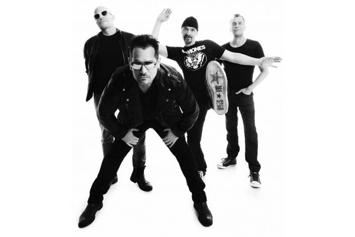 Заказать U2 Tribute на корпоратив, свадьбу, День города в букинг-агентстве BnMusic