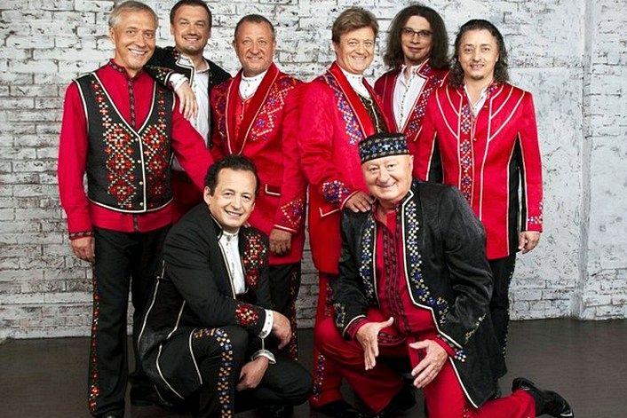 Группа Белорусский Гос. Ансамбль