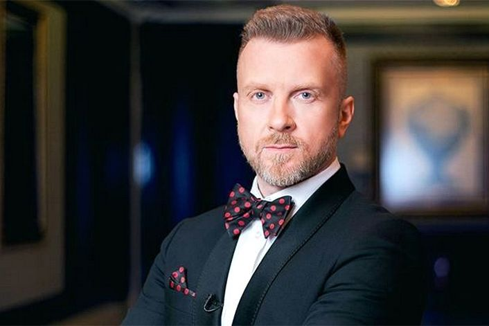 Антин Мухарский - заказать ведущим на корпоратив