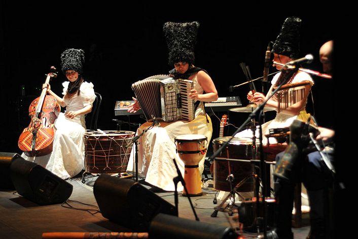 Дахабраха - пригласить на праздник в букинг-агентстве BnMusic