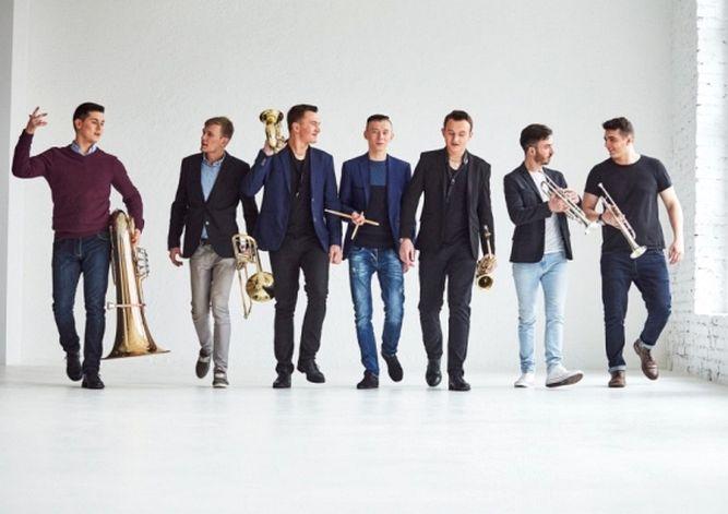 Дикоbrass - заказать концерт в BnMusic
