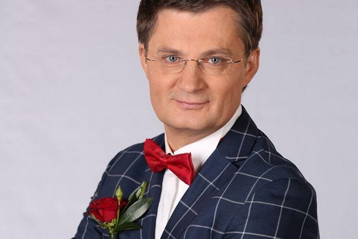 Игорь Кондратюк - пригласить ведущим на праздник