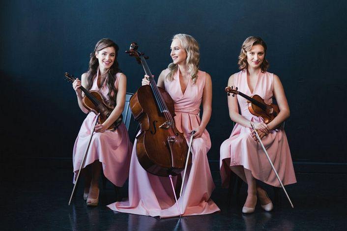 Kohana Trio - организуем концерт без посредников и переплат