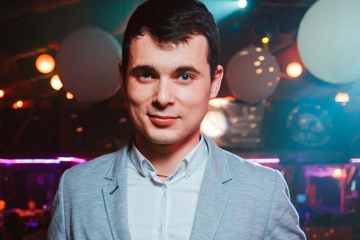 Константин Изюмов - заказать ведущим на корпоратив