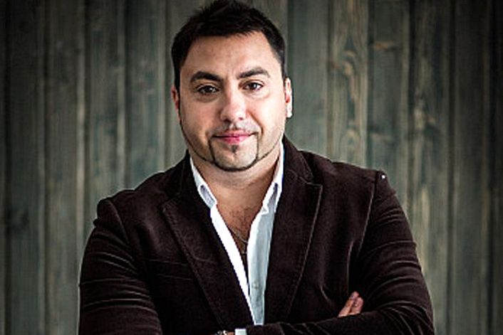 Николай Атанов - заказать ведущим на корпоратив