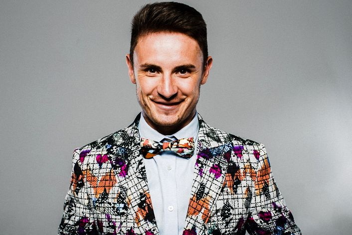 Вадим Ситайло - пригласить ведущим на праздник