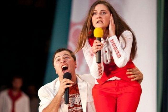 Виктор Гевко И Татьяна Песик - пригласить ведущим на праздник