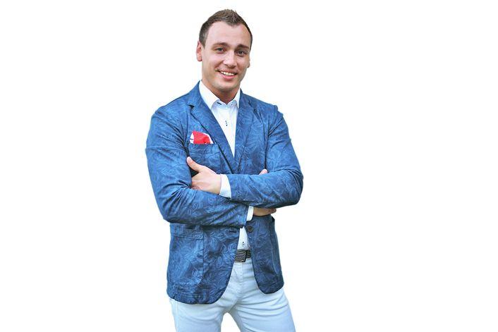 Виктор Разин - заказать ведущим на корпоратив