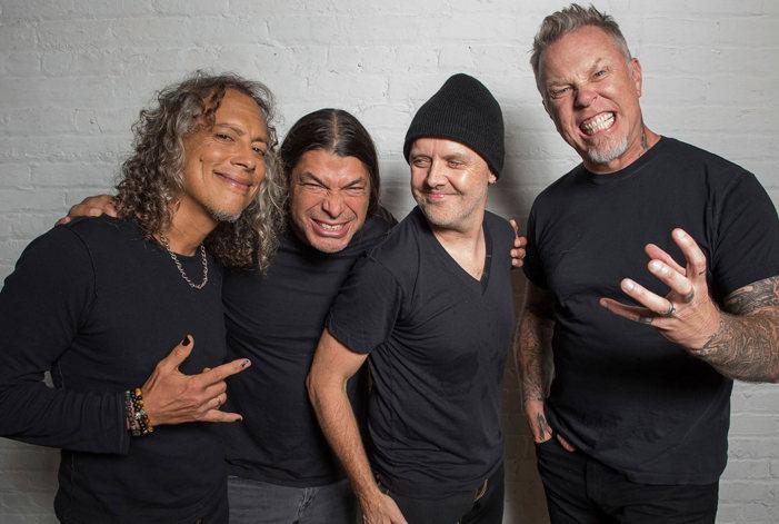 Заказать Metallica на корпоратив, Новый год, юбилей