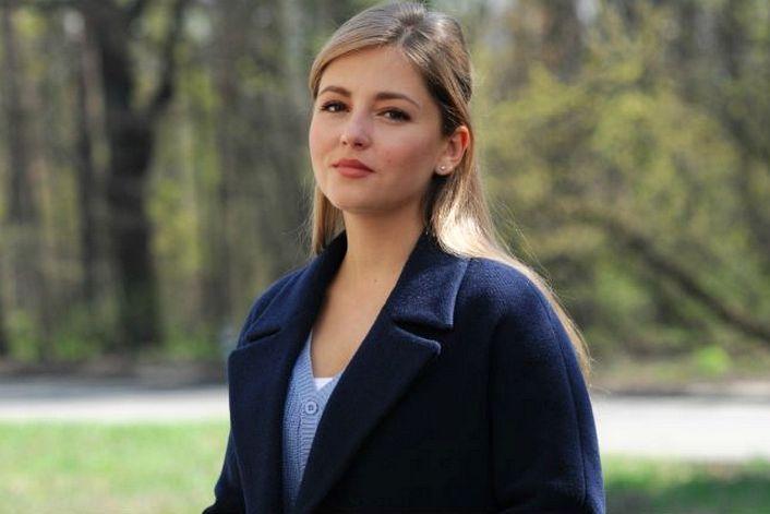 Анна Михайловская - страница на официальном сайте агента